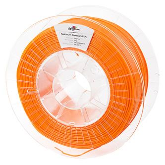 Spectrum 3D filament, Premium PLA, 1,75mm, 1000g, 80008, lion orange