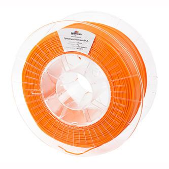 Spectrum 3D filament, Premium PLA, 1,75mm, 1000g, 80058, lion orange