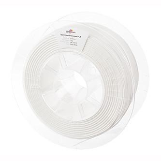 Spectrum 3D filament, Premium PLA, 1,75mm, 1000g, 80012, polar white