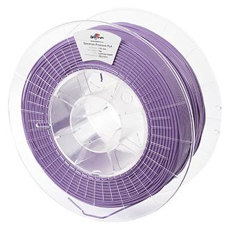 Spectrum 3D filament, Premium PLA, 1,75mm, 1000g, 80007, lavender violett