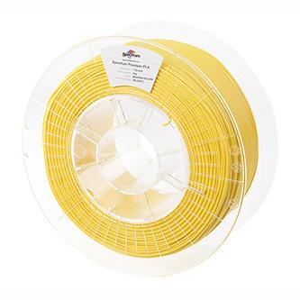 Spectrum 3D filament, Premium PLA, 1,75mm, 1000g, 80020, bahama yellow
