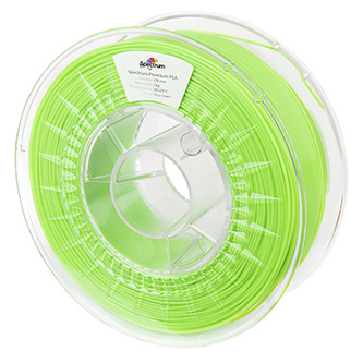 Spectrum 3D filament, Premium PLA, 1,75mm, 1000g, 80018, fluorescent green