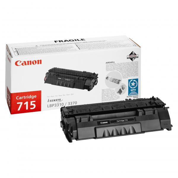 Canon CRG-715 1975B002 černý (black) originální toner