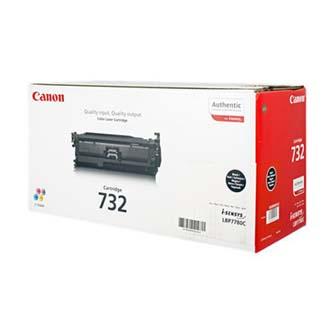 Canon CRG-732 čierný (black) originálny toner Originálny toner pre tlačiareň Canon.   Prečo kúpiť našu originálnu náplň?      Originálny toner = záruka priamo od výrobcu tlačiarne 100% použitie v tlačiarni - bezproblémové fungovanie s vašou tlačiarňou Použitím originálnej náplne predlžujete životnosť tlačiarne Osvedčená špičková kvalita - vysokokvalitná a spoľahlivá tlač originálnou tlačovou kazetou od prvej do poslednej stránky Trvalé a profesionálne výsledky tlače - dlhodobá udržateľnosť tlače Kratšie zdržanie pri tlači stránok Garancia Vašej spokojnosti pri použití našej originálnej náplne Zabezpečujeme bezplatnú recykláciu originálnych náplní Zlyhanie náplne v menej ako 1% prípadov Jednoduchá a rýchla výmena náplne 6263B002