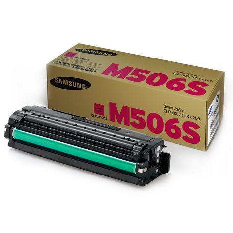 Levně HP SU314A / Samsung CLT-M506S purpurový (magenta) originální toner