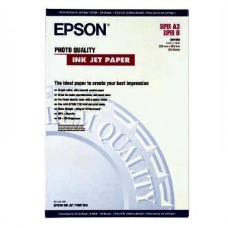 Epson S041069 Photo Quality InkJet Paper, foto papír, matný, bílý, Stylus Pro XL, XL+, 1500, Laser 1
