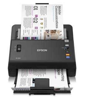 EPSON skener WorkForce DS-860, A3, 600 x 600 dpi, USB 2.0, Ethernet