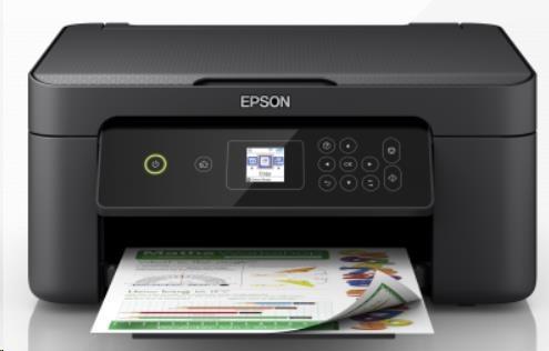 EPSON tiskárna ink Expression Home XP-3100, A4, 1440x5760 dpi, 3in1, 33ppm, CIS, 1200x2400 dpi, USB, Wi-Fi Direct