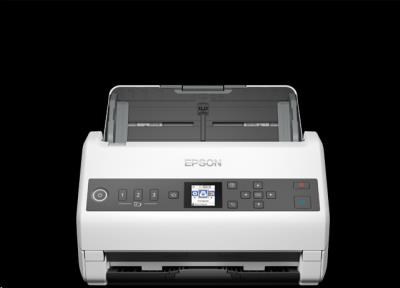 EPSON skener WorkForce DS-730N, A4, USB, 600dpi, ADF-síťový