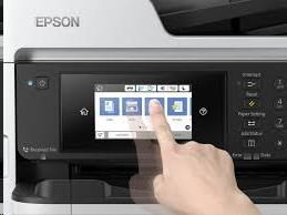 EPSON tiskárna ink WorkForce Pro WF-C579RDWF, RIPS, 4v1, A4, 24ppm, Ethernet, WiFi (Direct), Duplex