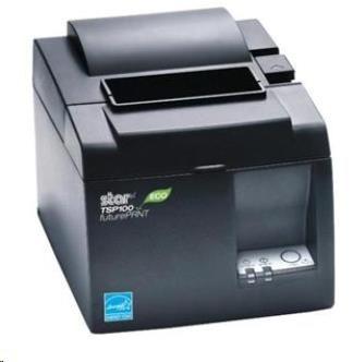 Star Micronics TSP143U ECO 39464031, 80mm, rychlost 150mm/s, černá, USB, řezačka