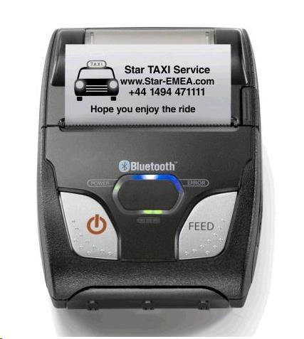 Star Micronics SM-S230I-UB40 39632130 Bluetooth, papír 58mm, iOS/Android, mobilní