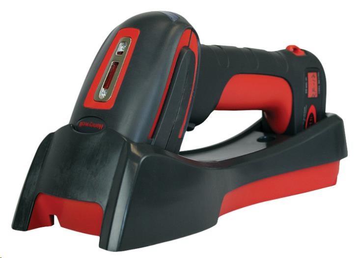 Honeywell Granit 1911i, BT, 2D, ER, multi-IF, kit (USB), červená