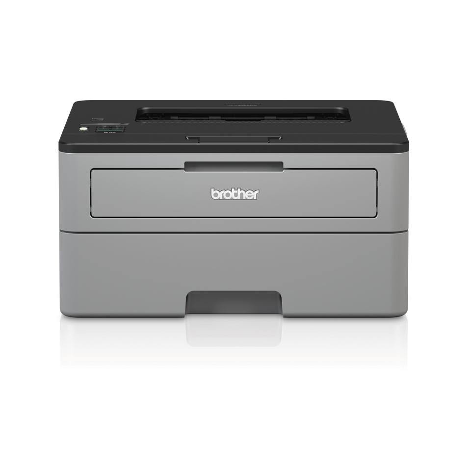 Brother tiskárna laserová mono HL-L2352DW - A4, 30ppm, 1200x1200, 64MB, USB 2.0, 250listů podavač, W