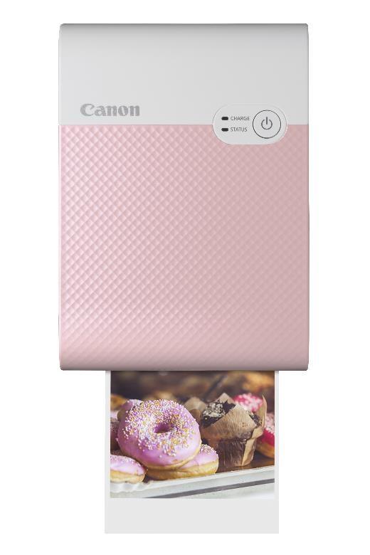 Canon SELPHY Square QX10 termosublimační tiskárna - růžová