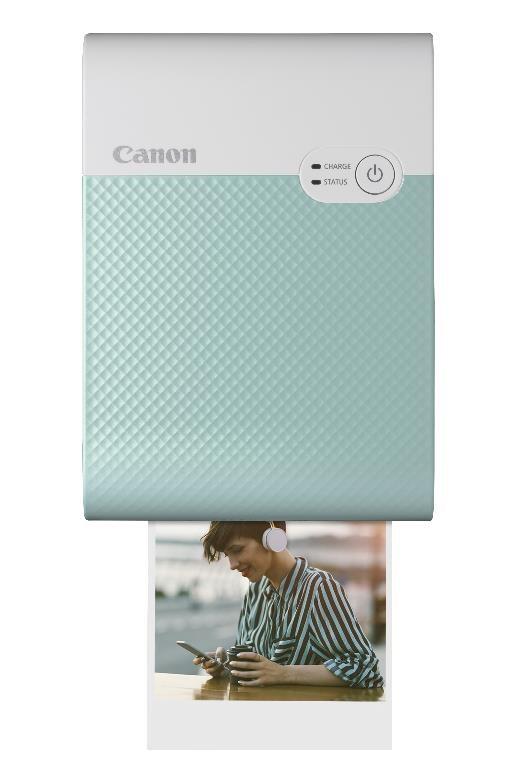 Canon SELPHY Square QX10 termosublimační tiskárna - zelená
