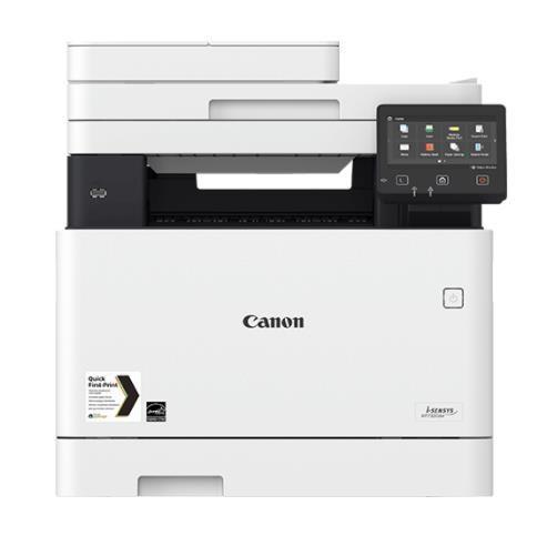 Canon i-SENSYS MF742Cdw barevná, MF (tisk, kopírka, sken), duplex, USB, LAN, Wi-Fi