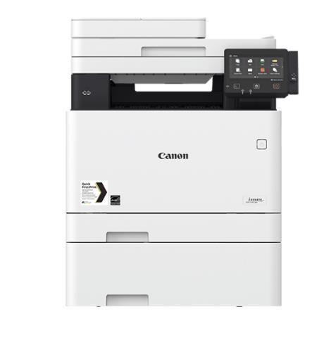 Canon i-SENSYS MF744Cdw barevná, MF (tisk, kopírka, sken, FAX), duplex, DADF, USB, LAN, Wi-Fi