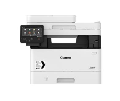 Canon i-SENSYS MF443dw - černobílá, MF (tisk, kopírka, sken), duplex, DADF, USB, LAN, Wi-Fi