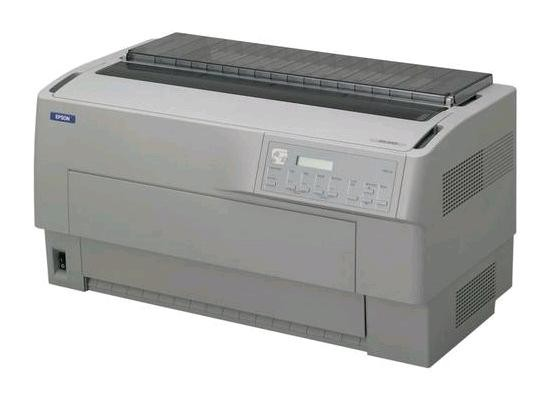 Epson tiskárna jehličková DFX-9000N, A3, 4x9 jehel, 1550 zn/s, 1+9 kopii, USB 1.1, LPT, RS232, NET