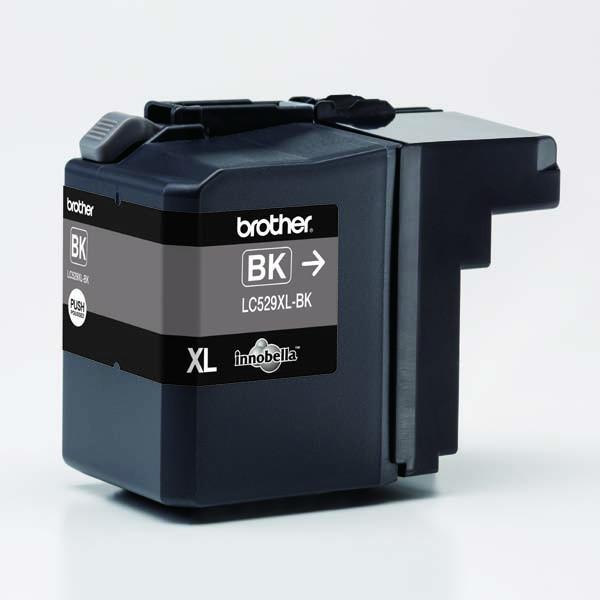 Brother LC-529XLBK černá (black) originální cartridge