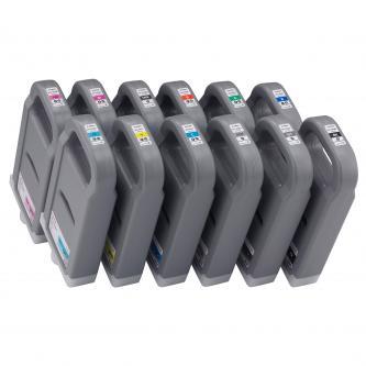 Canon PFI-701PM, 0905B005 foto purpurová (photo magenta) originálna cartridge Originálne cartridge pre tlačiareň Canon.   Prečo kúpiť našu originálnu náplň Canon?      Originálne cartridge = záruka priamo od výrobcu tlačiarne 100% použitie v tlačiarni - spoľahlivá a bezproblémová tlač Použitím originálnej náplne predlžujete životnosť tlačiarne Osvedčená špičková kvalita - jasný a čitateľný text, jemná grafika, kvalitnejšie obrázky Použitie originálnej kazety ponúka rýchly a vysoký výkon a napriek tomu stabilné výsledky = EFEKTÍVNA TLAČ Jednoduchá inštalácia a údržba Zabezpečujeme bezplatnú recykláciu originálnych náplní Garancia Vašej spokojnosti pri použití našej originálnej náplne 0905B005