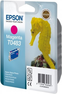 Epson_C13T048340_purpurová_magenta_originální_cartridge