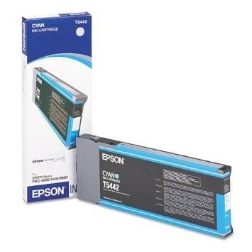 Epson_C13T544200_azurová_cyan_originální_cartridge
