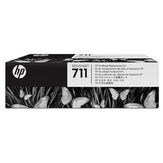 HP č.711 C1Q10A barevná sada na výměnu tiskové hlavy