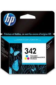 HP 342 C9361E farebná (color) originálna cartridge Originálne cartridge pre tlačiareň HP.   Prečo kúpiť našu originálnu náplň HP?      Originálne cartridge = záruka priamo od výrobcu tlačiarne 100% použitie v tlačiarni - spoľahlivá a bezproblémová tlač Použitím originálnej náplne predlžujete životnosť tlačiarne Osvedčená špičková kvalita - jasný a čitateľný text, jemná grafika, kvalitnejšie obrázky Použitie originálnej kazety ponúka rýchly a vysoký výkon a napriek tomu stabilné výsledky = EFEKTÍVNA TLAČ Jednoduchá inštalácia a údržba Zabezpečujeme bezplatnú recykláciu originálnych náplní Garancia Vašej spokojnosti pri použití našej originálnej náplne C9361EE#BA3