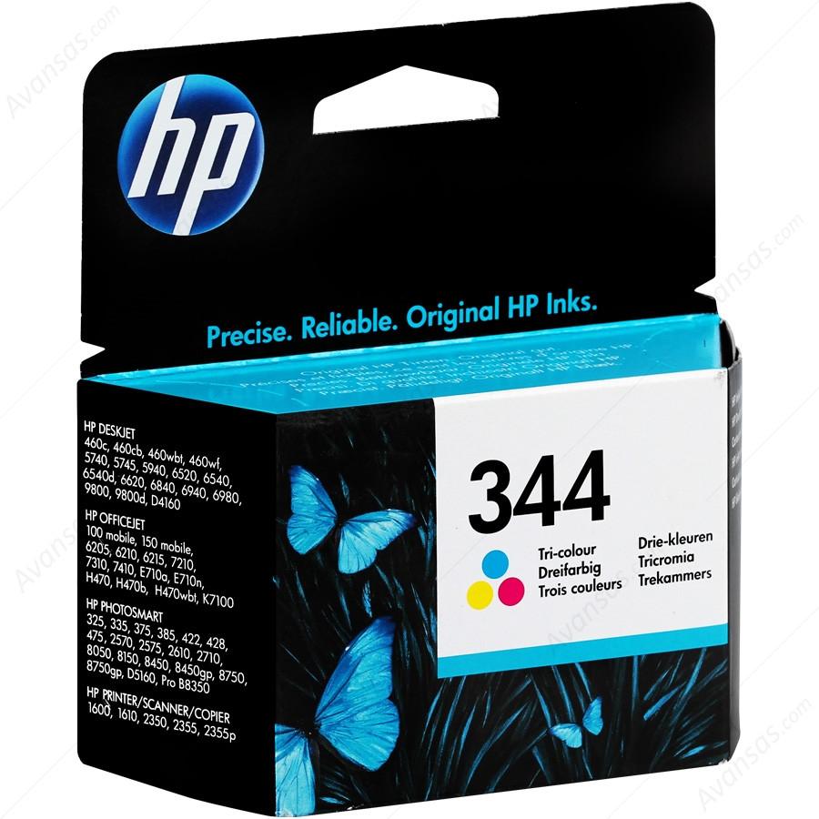HP 344 C9363E farebná (color) originálna cartridge Originálne cartridge pre tlačiareň HP.   Prečo kúpiť našu originálnu náplň HP?      Originálne cartridge = záruka priamo od výrobcu tlačiarne 100% použitie v tlačiarni - spoľahlivá a bezproblémová tlač Použitím originálnej náplne predlžujete životnosť tlačiarne Osvedčená špičková kvalita - jasný a čitateľný text, jemná grafika, kvalitnejšie obrázky Použitie originálnej kazety ponúka rýchly a vysoký výkon a napriek tomu stabilné výsledky = EFEKTÍVNA TLAČ Jednoduchá inštalácia a údržba Zabezpečujeme bezplatnú recykláciu originálnych náplní Garancia Vašej spokojnosti pri použití našej originálnej náplne C9363EE#BA3
