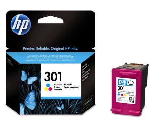 HP č.301 CH562EE barevná originální cartridge
