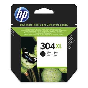 HP 304XL N9K08AE čierna (black) originálna cartridge Originálne cartridge pre tlačiareň HP.   Prečo kúpiť našu originálnu náplň HP?      Originálne cartridge = záruka priamo od výrobcu tlačiarne 100% použitie v tlačiarni - spoľahlivá a bezproblémová tlač Použitím originálnej náplne predlžujete životnosť tlačiarne Osvedčená špičková kvalita - jasný a čitateľný text, jemná grafika, kvalitnejšie obrázky Použitie originálnej kazety ponúka rýchly a vysoký výkon a napriek tomu stabilné výsledky = EFEKTÍVNA TLAČ Jednoduchá inštalácia a údržba Zabezpečujeme bezplatnú recykláciu originálnych náplní Garancia Vašej spokojnosti pri použití našej originálnej náplne N9K08AE