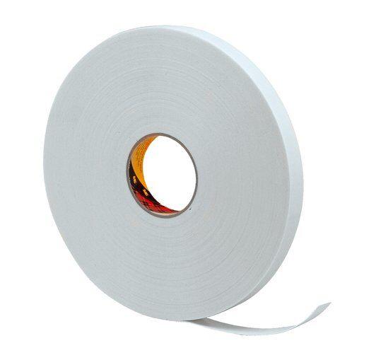 3M 9528W Pěnová oboustranně lepicí montážní páska, bílá, 9 mm x 66 m
