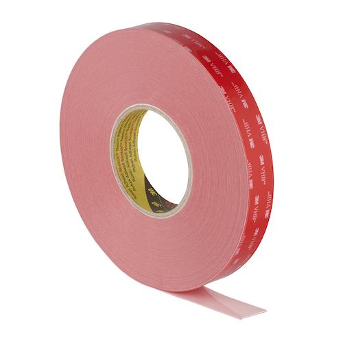3M VHB LSE-060WF Oboustranně silně lepicí páska na LSE plasty, tl. 0,6 mm, 19 mm x 33 m