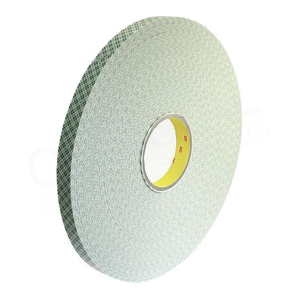 3M 4032 Pěnová oboustranně lepicí páska, tl. 0,8 mm, 9 mm x 66 m