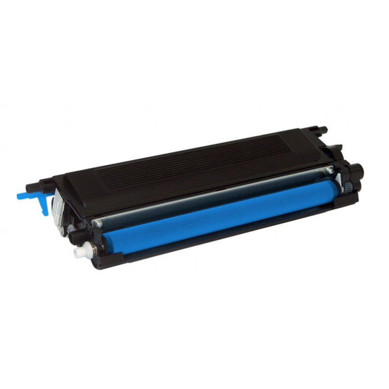Brother TN-135C azúrový (cyan) kompatibilný toner Prečo kúpiť našu Chytrú náplň?  Nižšia cena kompatibilnej náplne pre tlačiarne Brother v porovnaní s originálnou náplňou, ušetríte až 80 % nákladov na tlač.   Tonerová cartridge pre tlačiarne Brother vytlačí rovnaký počet strán ako originál pri zachovaní rovnakej kvality - ostré črty, sýte farby.   Garancia Vašej spokojnosti.   Každý toner prechádza pri výrobe prísnou kontrolou kvality a je plne kompatibilný s vašou tlačiarňou.   Overené našimi klientmi zo SR aj z Európskej únie.   Kompatibilné tonery Brother spĺňajú normu STMC, čo je celosvetovo uznávaná norma testovania kvality tlače a počtu vytlačených strán tonerovej kazety.   Naši dodávatelia sú preverení rokmi skúseností a vyrábajú produkty podľa normy ISO 9001 a ISO 14001.    Existuje mnoho výrobcov kompatibilných náplní, ale kvalita môže byť odlišná. Kód výrobca: TN135C