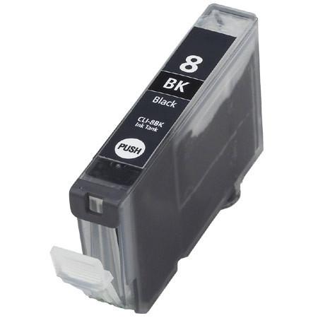 Canon CLI-8Bk černá (black) kompatibilní cartridge