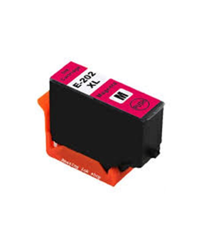 Epson 202XL T02H3 purpurová (magenta) kompatibilní cartridge