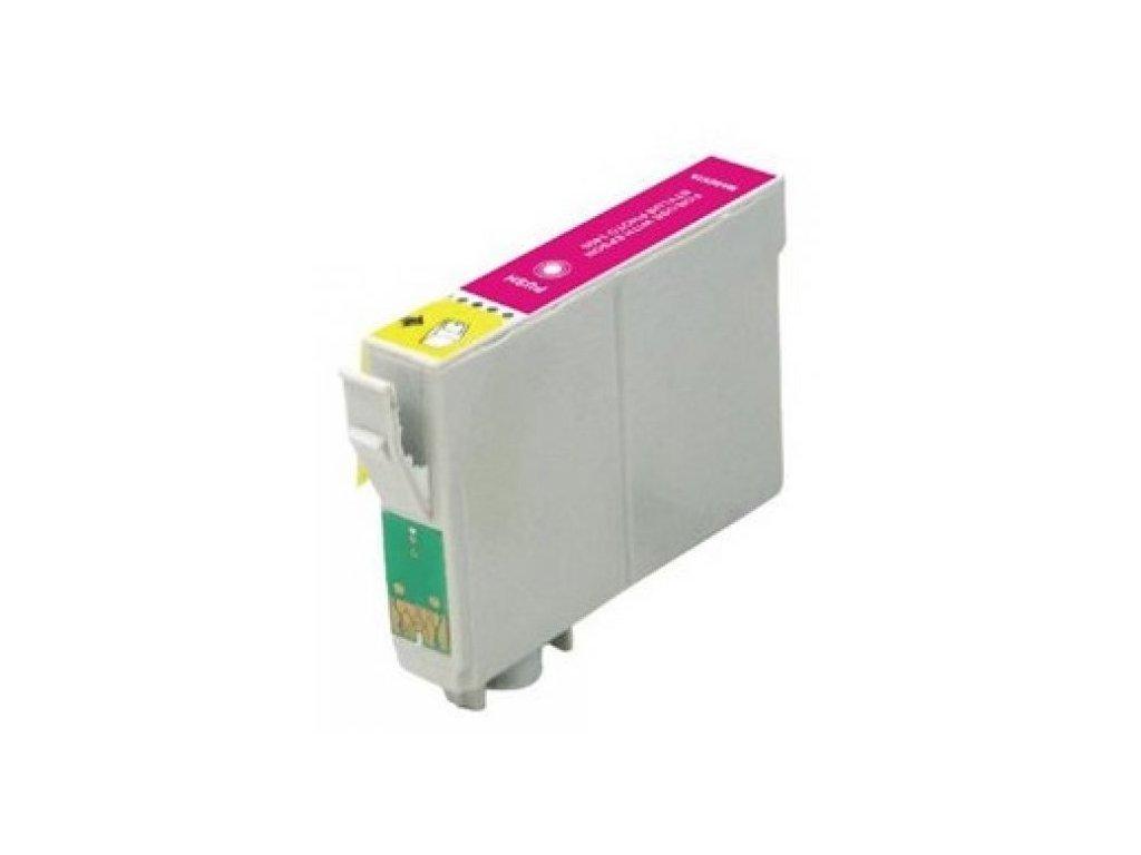 Epson T0443 purpurová (magenta) kompatibilní cartridge