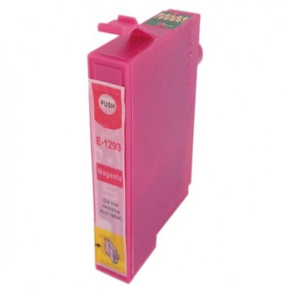 Epson T1293 purpurová (magenta) kompatibilní cartridge