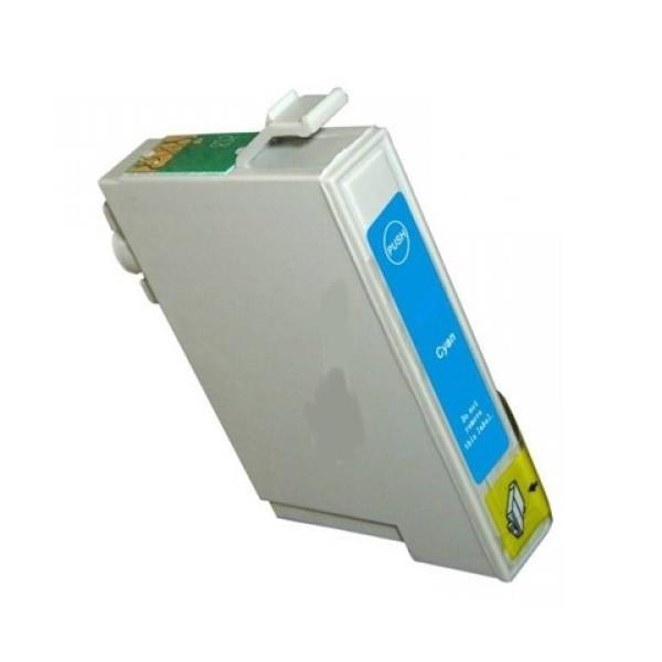 Epson T2712 azúrová (cyan) kompatibilná cartridge Prečo kúpiť našu Chytrú náplň?  Cena kompatibilnej náplne pre tlačiarne Epson je nižšia ako u originálnej, ušetríte až 80 % nákladov na tlač.   Alternatívna cartridge pre tlačiarne Epson vytlačí rovnaký alebo vyšší počet strán ako originál, pri zachovaní rovnakej kvality - ostré črty, sýte farby.
