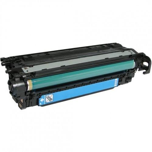 HP 648A CE261A azurový (cyan) kompatibilní toner