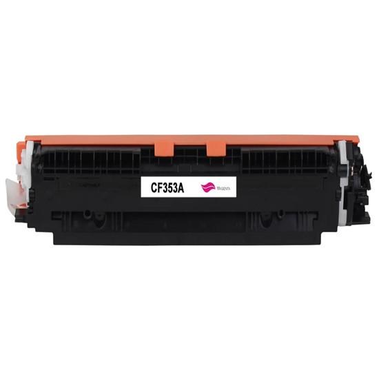 Levně HP 130A CF353A purpurový (magenta) kompatibilní toner