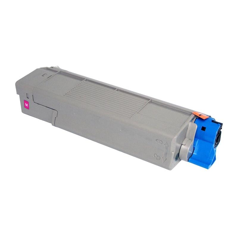Levně OKI 46490606 purpurový (magenta) kompatibilní toner
