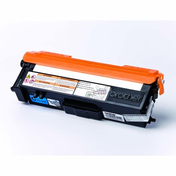 Brother TN-320C azúrový (cyan) originálny toner.   Prečo kúpiť našu originálnu náplň?      Originálny toner = záruka priamo od výrobcu tlačiarne 100% použitie v tlačiarni - bezproblémové fungovanie s vašou tlačiarňou Použitím originálnej náplne predlžujete životnosť tlačiarne Osvedčená špičková kvalita - vysokokvalitná a spoľahlivá tlač originálnou tlačovou kazetou od prvej do poslednej stránky Trvalé a profesionálne výsledky tlače - dlhodobá udržateľnosť tlače Kratšie zdržanie pri tlači stránok Garancia Vašej spokojnosti pri použití našej originálnej náplne Zabezpečujeme bezplatnú recykláciu originálnych náplní Zlyhanie náplne v menej ako 1% prípadov Jednoduchá a rýchla výmena náplne TN320C