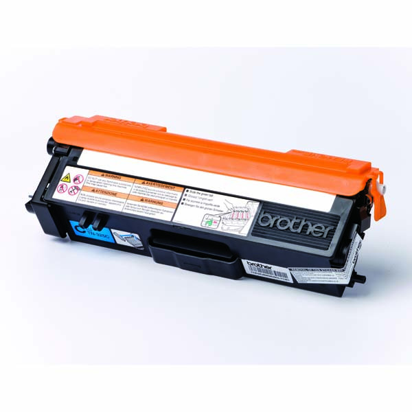 Brother TN-325C azúrový (cyan) originálny toner.   Prečo kúpiť našu originálnu náplň?      Originálny toner = záruka priamo od výrobcu tlačiarne 100% použitie v tlačiarni - bezproblémové fungovanie s vašou tlačiarňou Použitím originálnej náplne predlžujete životnosť tlačiarne Osvedčená špičková kvalita - vysokokvalitná a spoľahlivá tlač originálnou tlačovou kazetou od prvej do poslednej stránky Trvalé a profesionálne výsledky tlače - dlhodobá udržateľnosť tlače Kratšie zdržanie pri tlači stránok Garancia Vašej spokojnosti pri použití našej originálnej náplne Zabezpečujeme bezplatnú recykláciu originálnych náplní Zlyhanie náplne v menej ako 1% prípadov Jednoduchá a rýchla výmena náplne TN325C