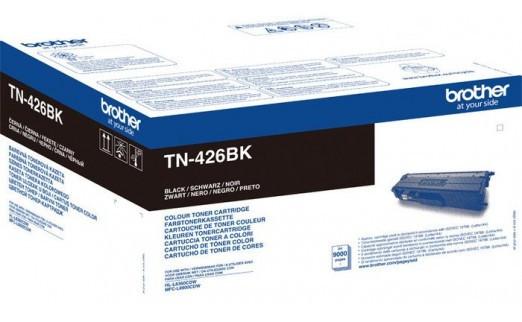 Brother TN-426BK čierna (black) originálny toner Originálny toner pre tlačiareň Brother.   Prečo kúpiť našu originálnu náplň?      Originálny toner = záru