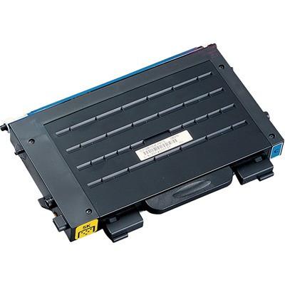 Samsung CLP-500D5C azurový (cyan) kompatibilní toner