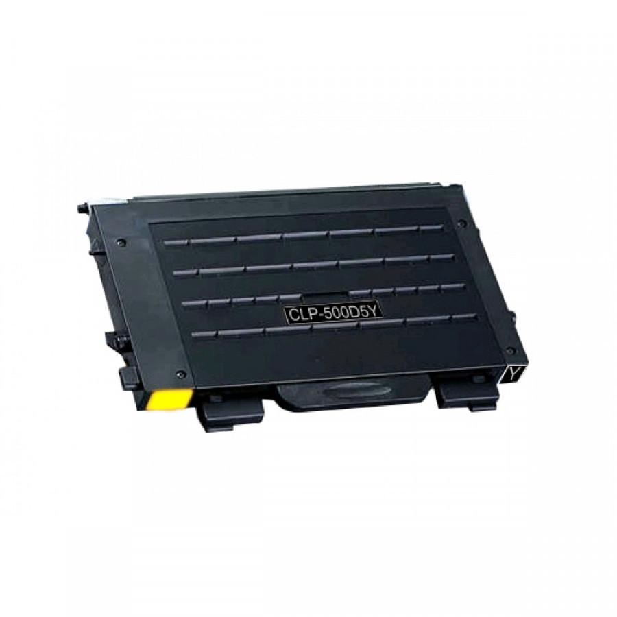 Samsung CLP-500D5Y žlutý (yellow) kompatibilní toner